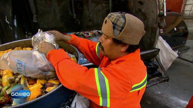 Mission Wissen Weltweit: Müllmänner