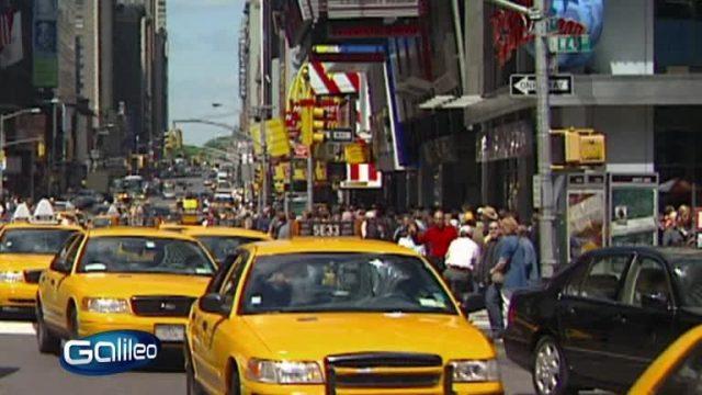 Mission Wissen Weltweit: Taxifahrer