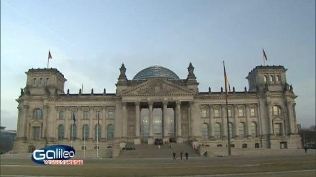 Ort der Woche: Bundestag