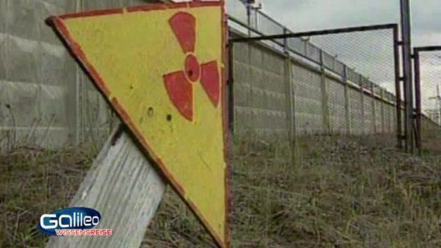 Ort der Woche: Tschernobyl