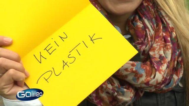 Plastik-Duell