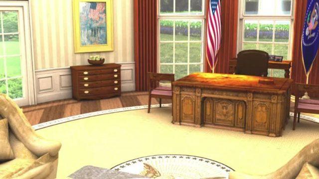 Räume der Macht: Oval Office