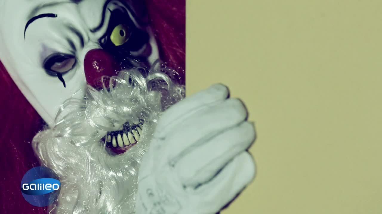Scary Santa-Experiment