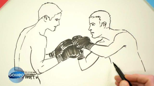 Schräge Wahrheit: Knockout