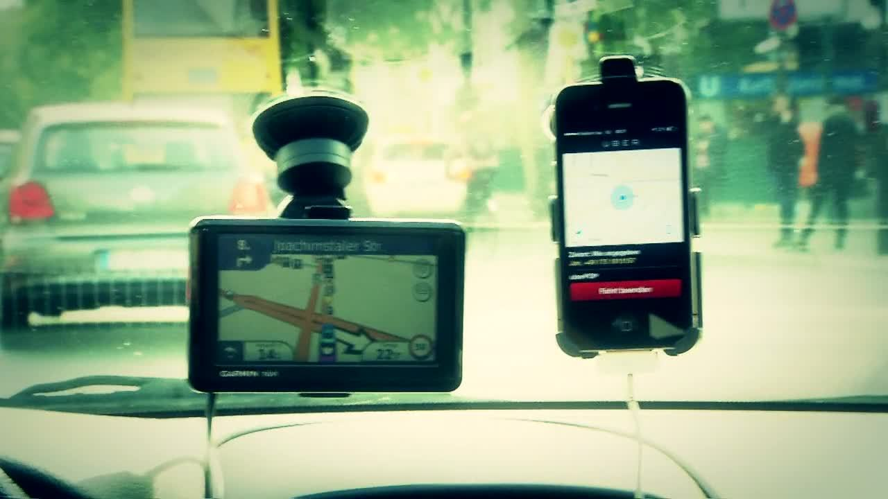 Selbstversuch: Neue Taxi-App