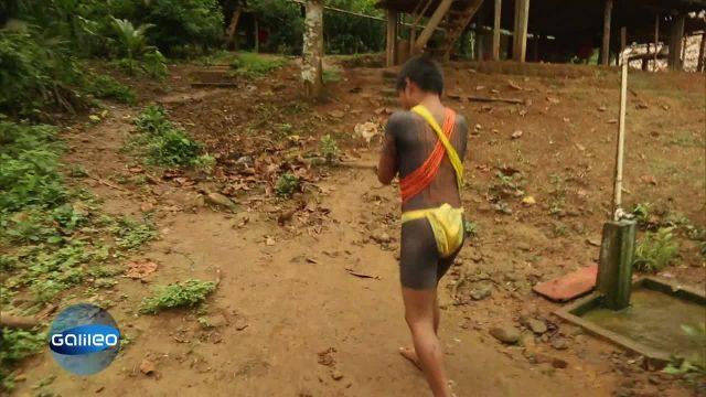 So leben Kinder in Panama & China