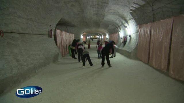 Soledar - das unterirdische Sanatorium