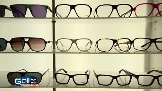 Sonnenbrillencheck
