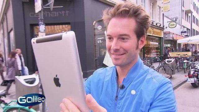 Sparfuchs iPad