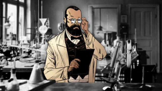 Superbrains: Robert Koch