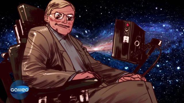Superhelden: Stephen Hawking