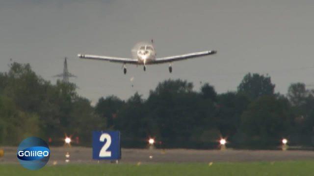 Tagesthema: Notfallszenarien im Flugzeug