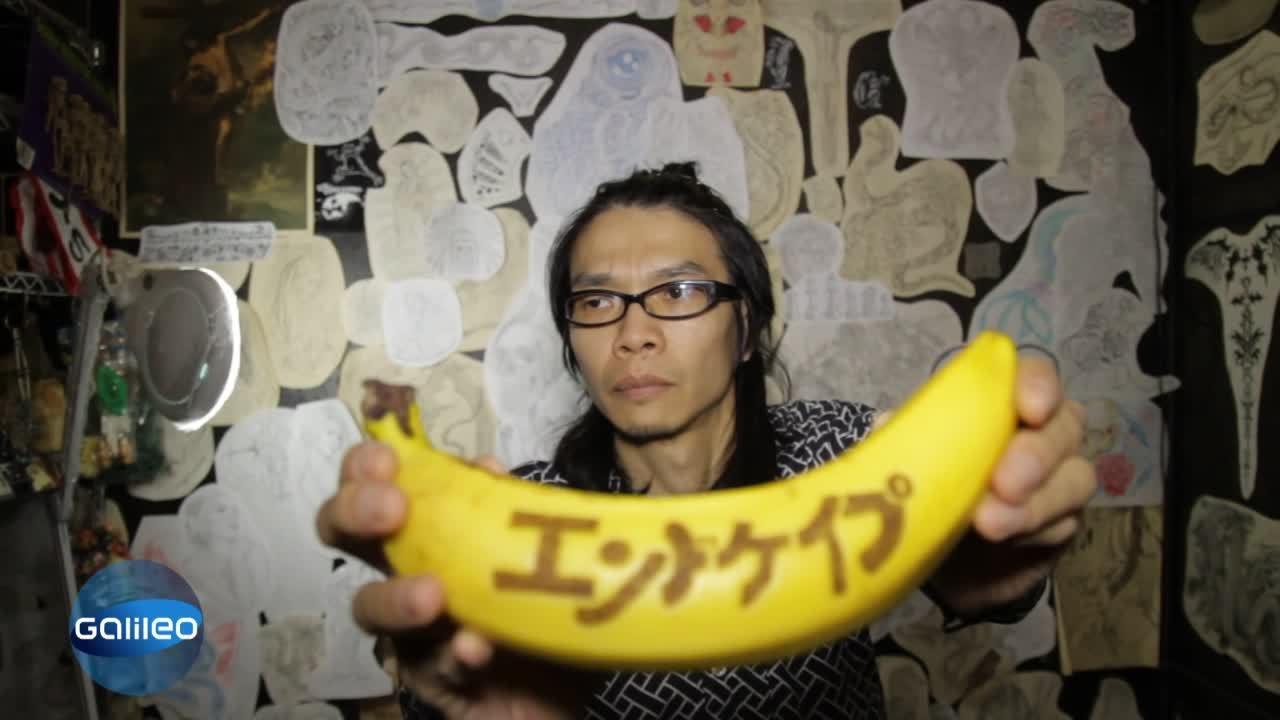 Trend der Woche: Bananen Tattoo