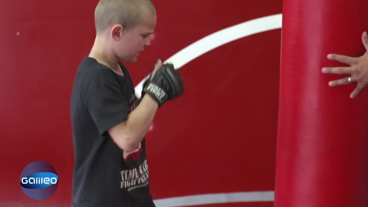 Ultimate Fighting Kids