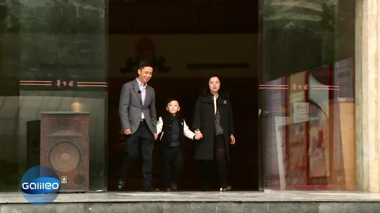 Up - Märchenschlösser in China