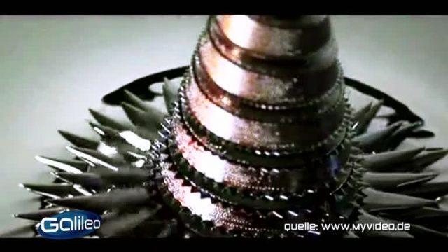 Webphänomen: Ferrofluid