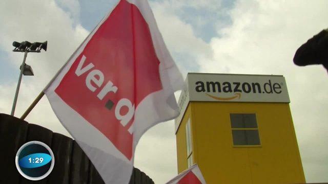Wissenscountdown: Amazon-Streik