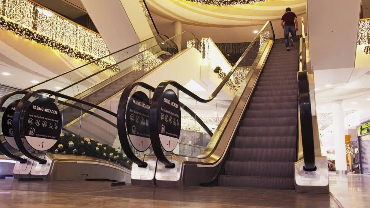 Wissenshappen - Warum ist man auf der Rolltreppe unsicher?