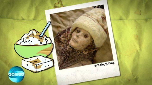Wissensticker: Mumienkäse