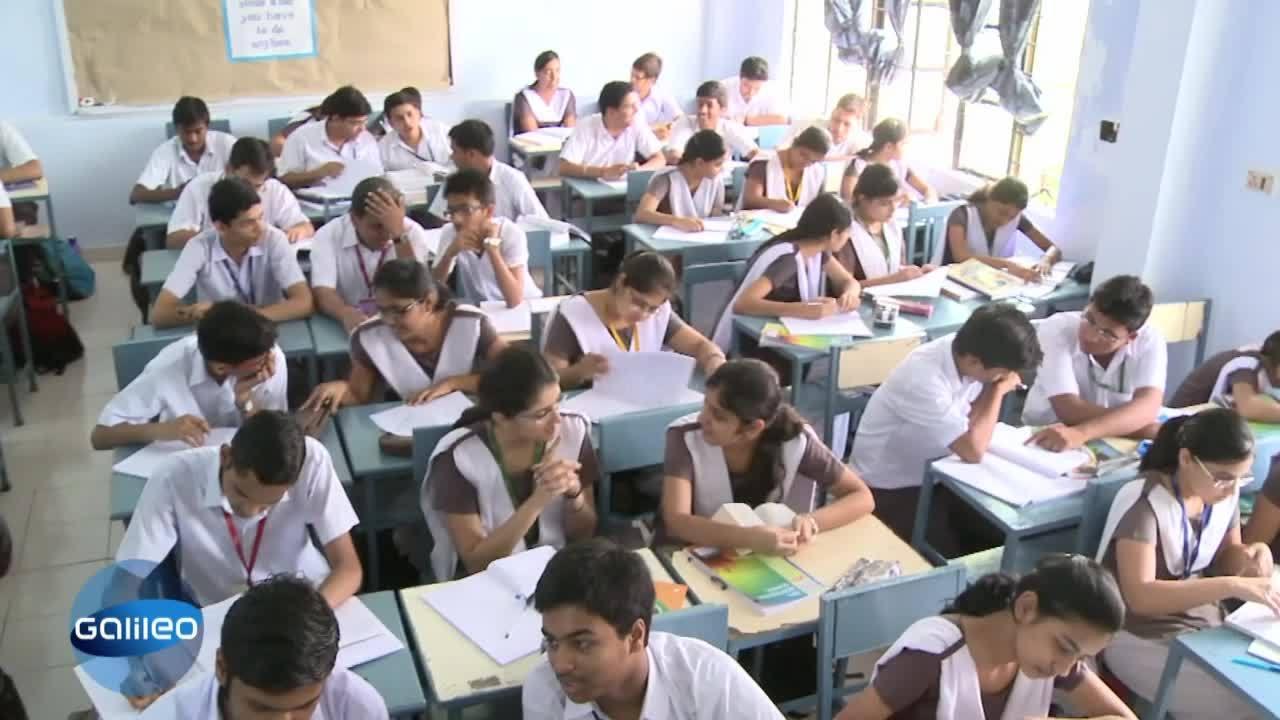 Xxl schule indien for Sonnenschirm indisch