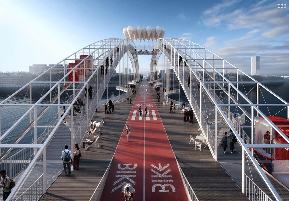 Bridge Building Competition Designs