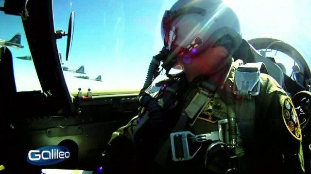 eXtrem Reportage Jetpilotausbildung