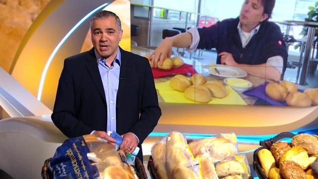 Montag: Qualitätscheck: Supermarkt-Brötchen
