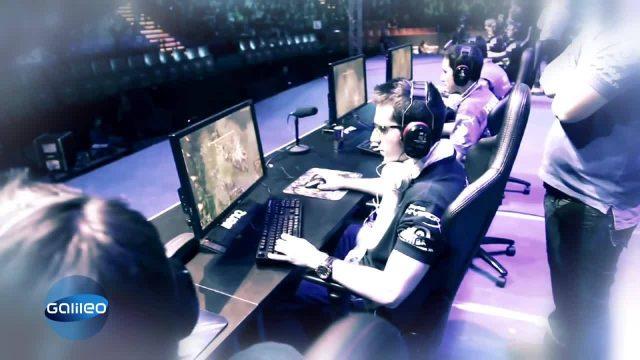 E-Sport Meisterschaft in Polen
