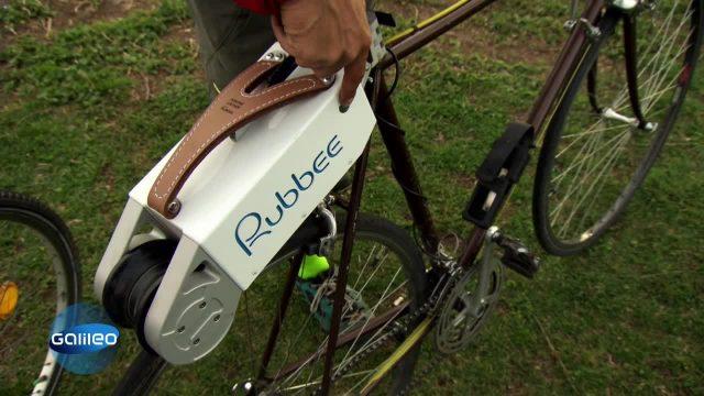 Gadgets fürs Fahrrad