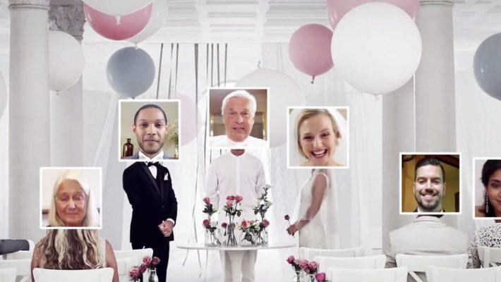 Hochzeit verspricht gleiches Geschlecht