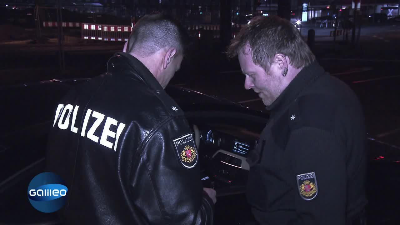 Auf Streife mit den Tatort-Spezialisten