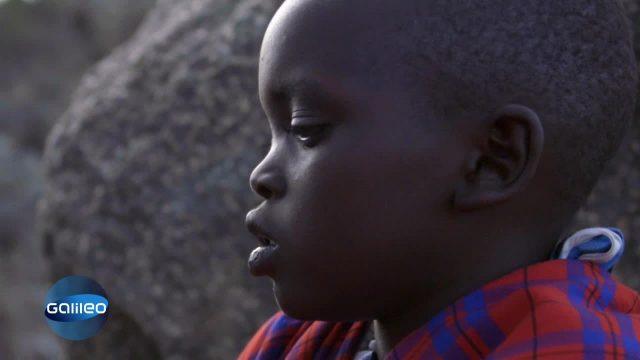 Kinderzimmer weltweit: englisches Internat/ Massai