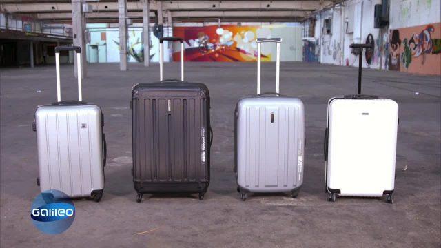 Reisekoffer im Test