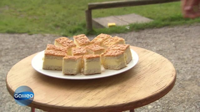 Bienenstich - Woher kommt der Name dieses Kuchens?