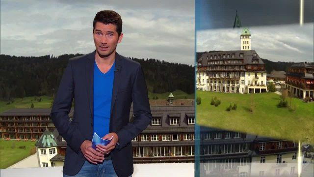 Montag: G7-Gipfel auf Schloss Elmau