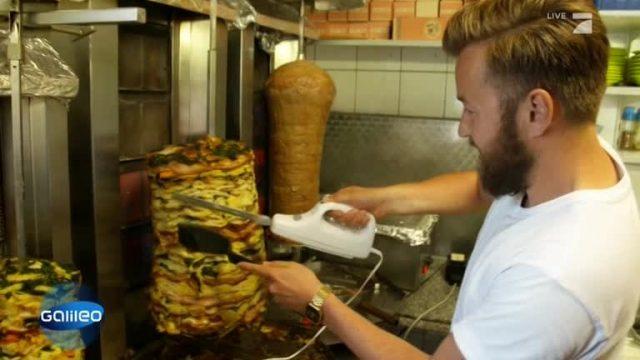 Skurril und lecker: Kartoffel-Kebap und Schokodöner