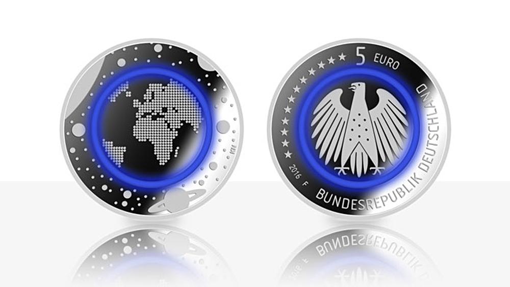 Neue 5 Euro Münze Haben Die Scheine Bald Ausgedient