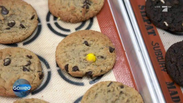 Das Geheimnis hinter American Cookies