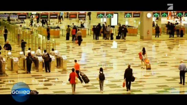 Der beste Flughafen der Welt