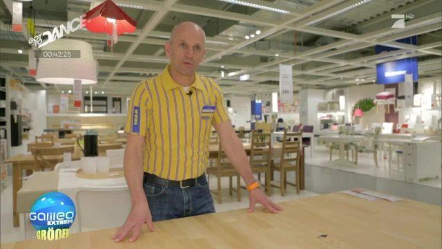 Hinter den Kulissen einer schwedischen Möbelkette