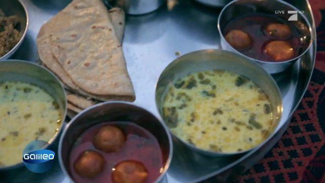 Kochen weltweit: Indien vs. Russland