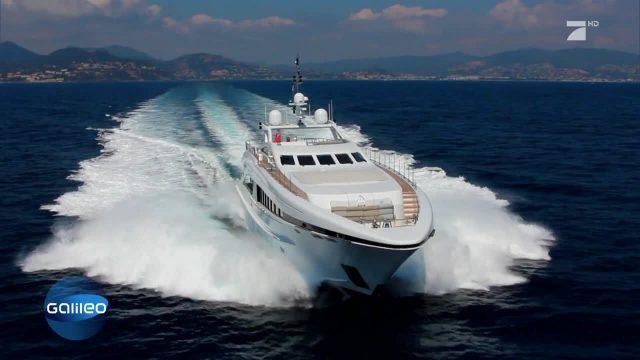 Luxus-Fortbewegungsmittel für Millionäre