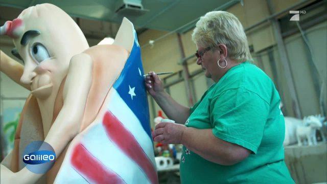 Nowa Sol: Stadt der Plastikfiguren