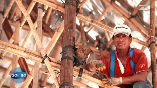 Die 5 wichtigsten Dinge eines Bambusgerüstbauers
