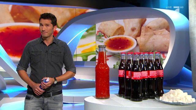 Montag: So entsteht die Sweet-Chili-Sauce