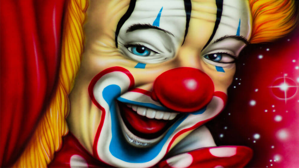 Angst Vor Clowns