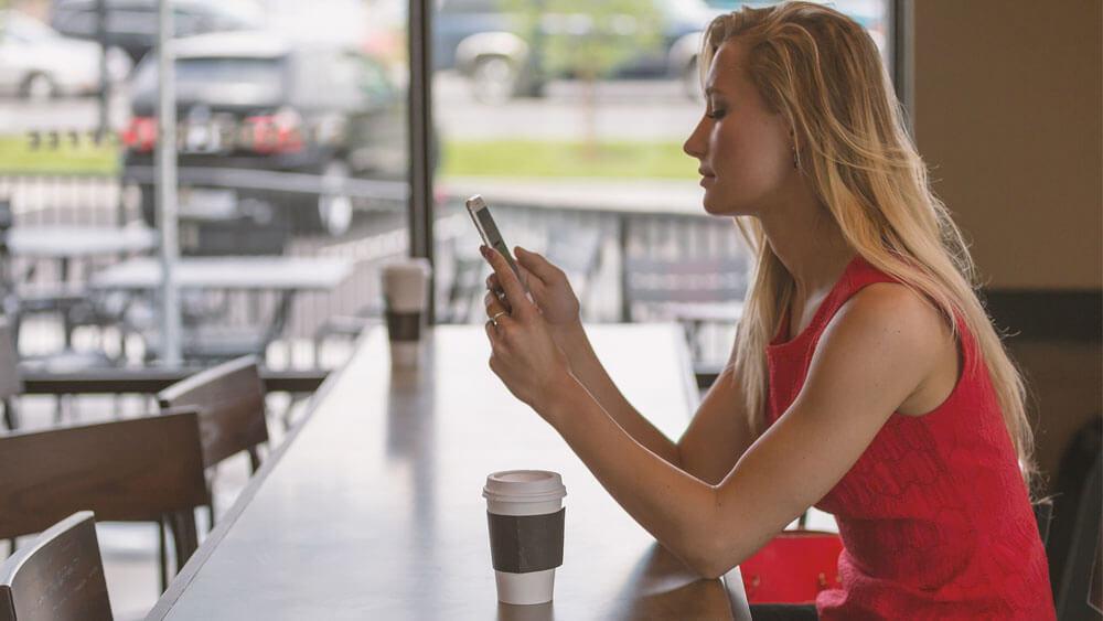 Flirten beim telefonieren