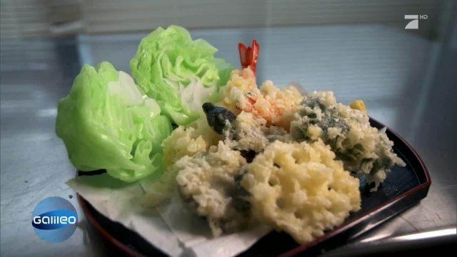 Skurriler Japantrend: Fake Food in Restaurants