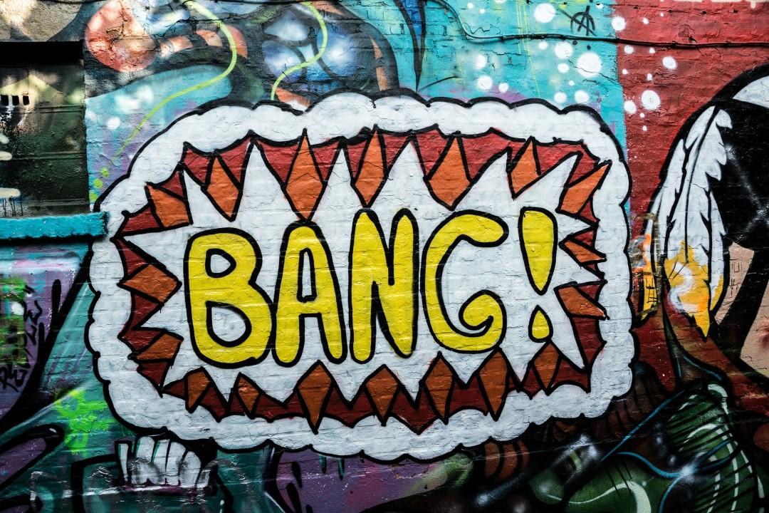Das habt ihr noch nicht ber graffiti gewusst for Phrases murales
