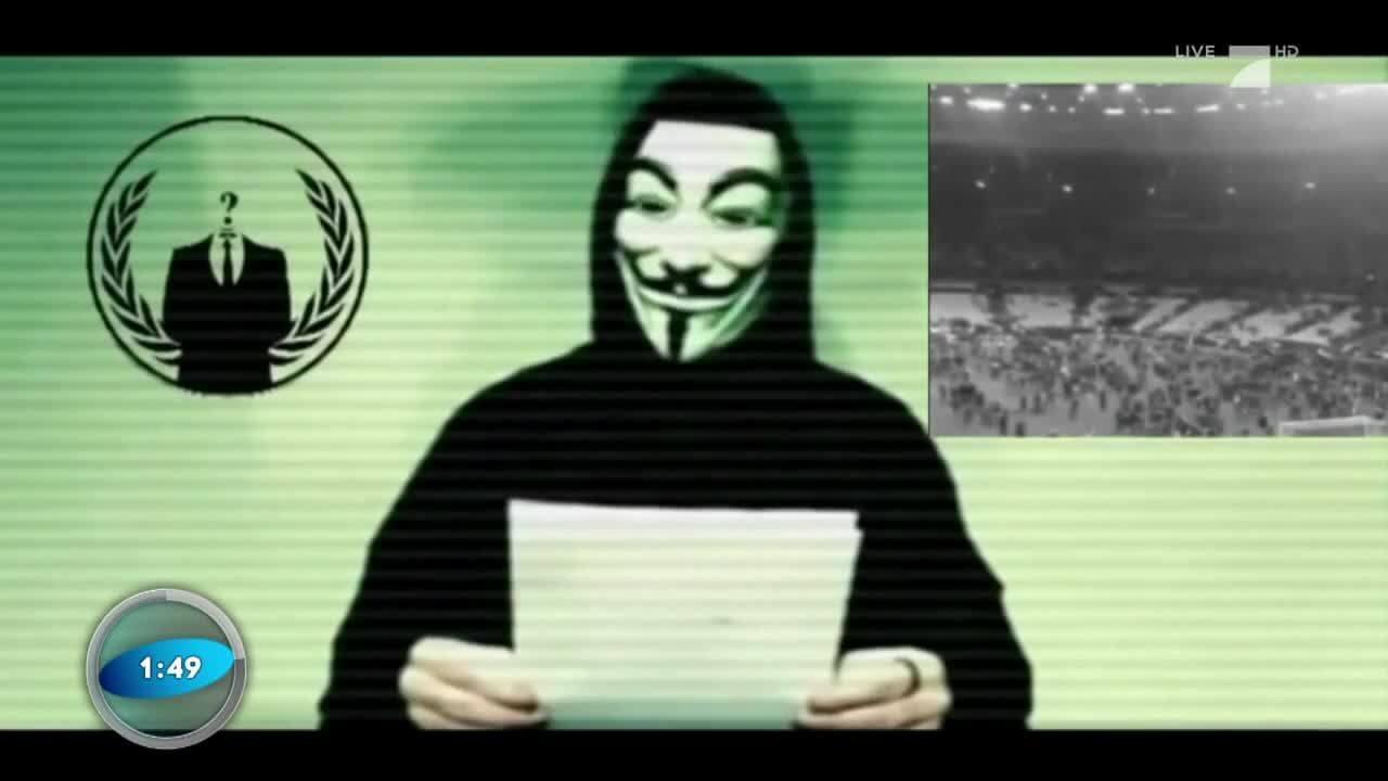 Anonymous: wer steckt dahinter?